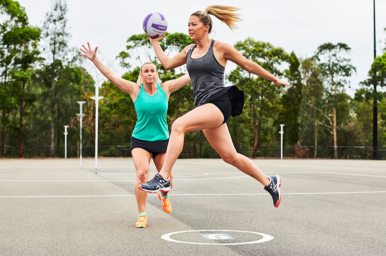 WHAT IT TAKES TO OWN THE COURT WITH NETFIT NETBALL
