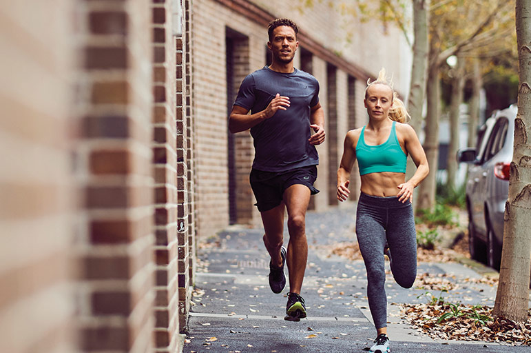 10 SECRETS OF EVERYDAY RUNNERS