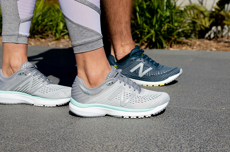 My Fit Review - New Balance 860 v10