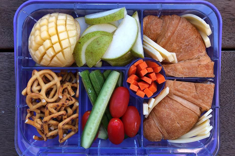 Back to School Workshop featuring School Lunch Box