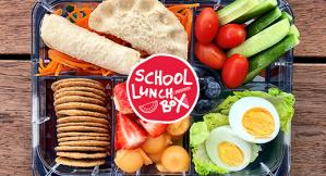 Back to School Lunch Box Ready