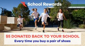 School Rewards at The Athlete's Foot