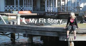 #MyFitStory – with TRACY BEVAN
