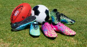 CHOOSING THE RIGHT FOOTBALL BOOTS