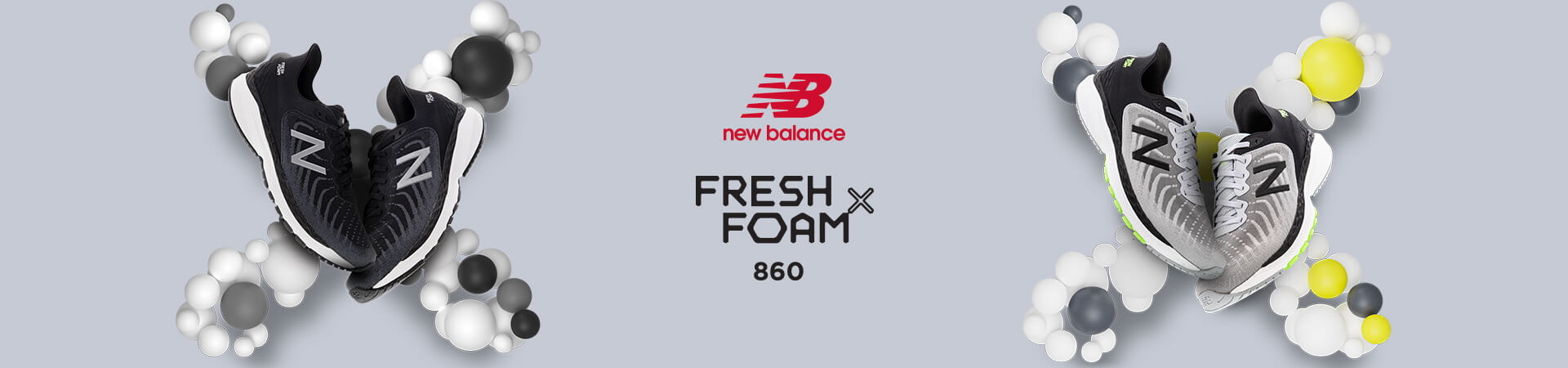 New Balance 860 running shoes