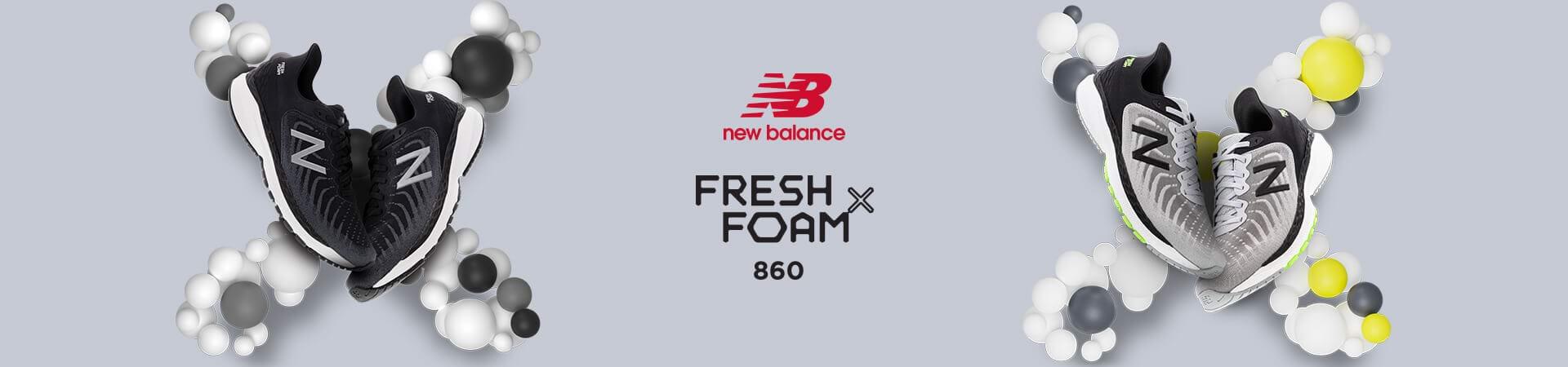 New Balance 860 running shoes