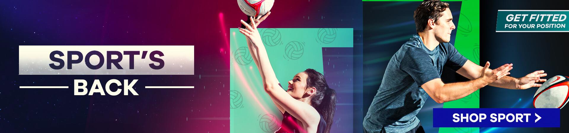 Football & Netball Shoes