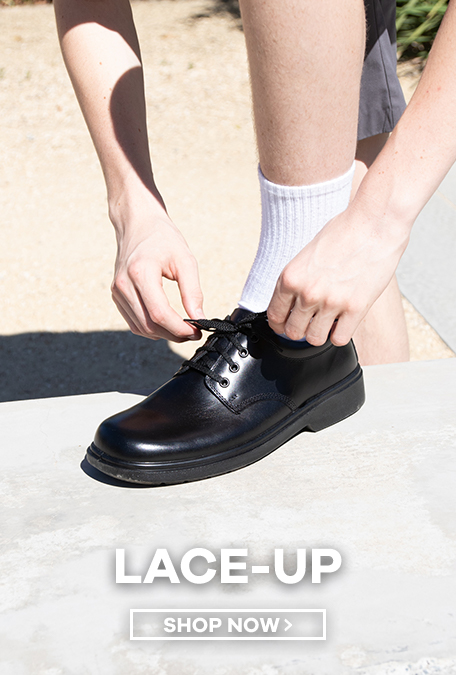 Shop Lace-Up
