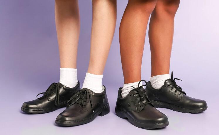 School shoe types