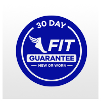 30-day Fit Guarantee