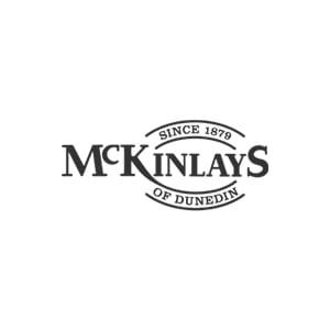 McKinlays Black & Brown school shoes