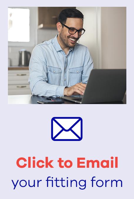 MyFit Virtual e-mail