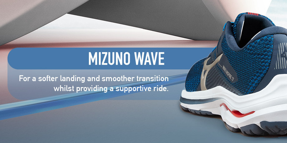 Mizuno Wave Inspire 17 running shoes